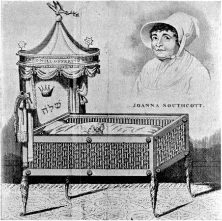 Джоанна Сауткотт