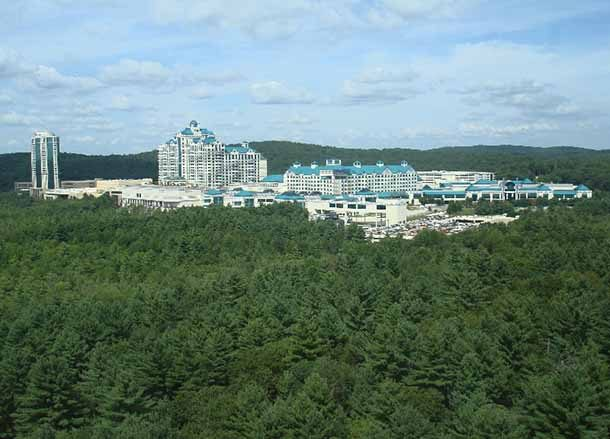 Foxwoods Resort and Casino — Машантукет, штат Коннектикут, США
