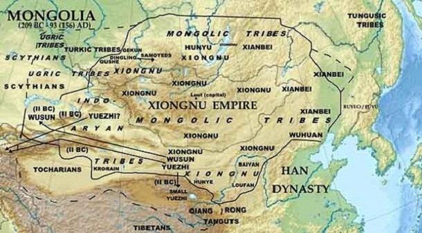 Империя Хунну