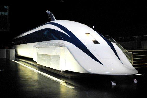 JR-Maglev MLX01