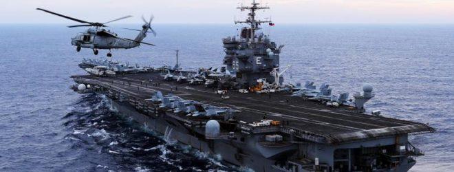 25 самых больших военных кораблей в мире