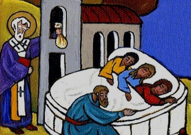 Не каждый святой может похвастаться такими подопечными
