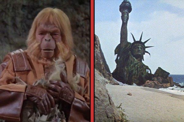 Лента «Планета обезьян», мягко говоря, «на любителя»