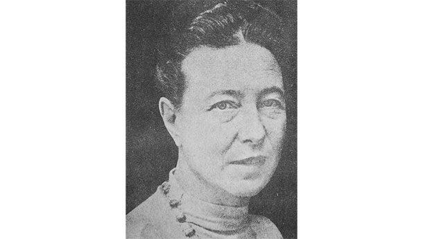 Симона де Бувуар