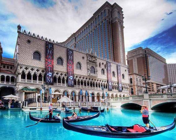 The Venetian — Лас-Вегас, штат Невада, США