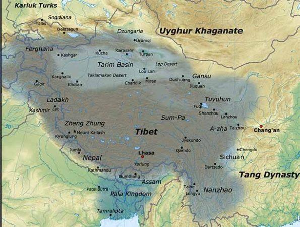 Тибетская империя
