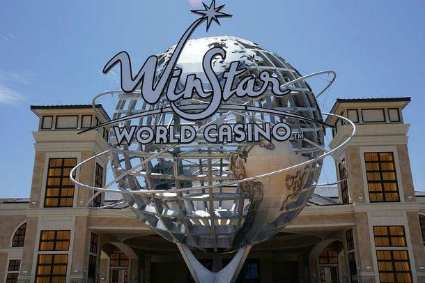 Winstar World Casino — Такервилл, штат Оклахома, США