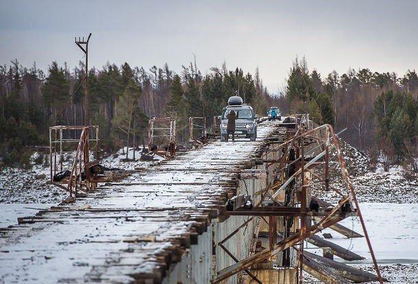 Мост Кандинского, Россия