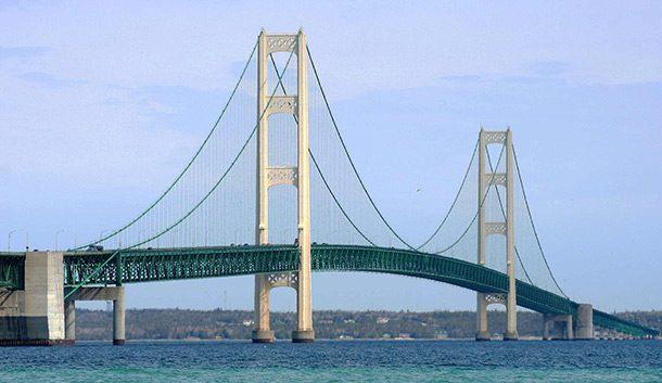 Мост Макинак (штат Мичиган, Соединённые Штаты Америки)