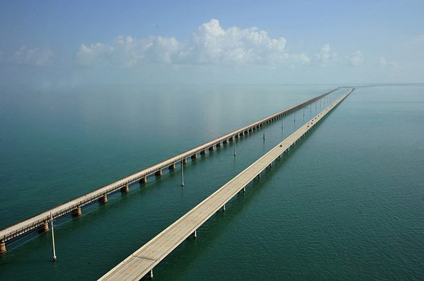 Мост «Севен Майл», штат Флорида