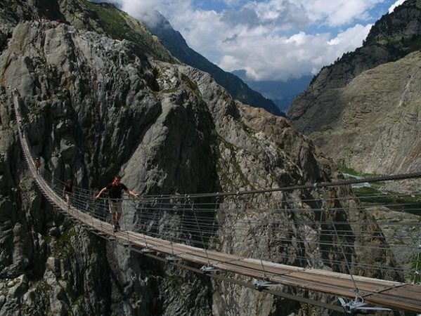 Мост Трифт (Швейцария)