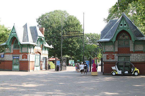 Зоопарк Филадельфии, штат Пенсильвания, США
