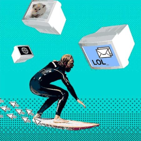 Сетевому сёрфингу — 25 лет