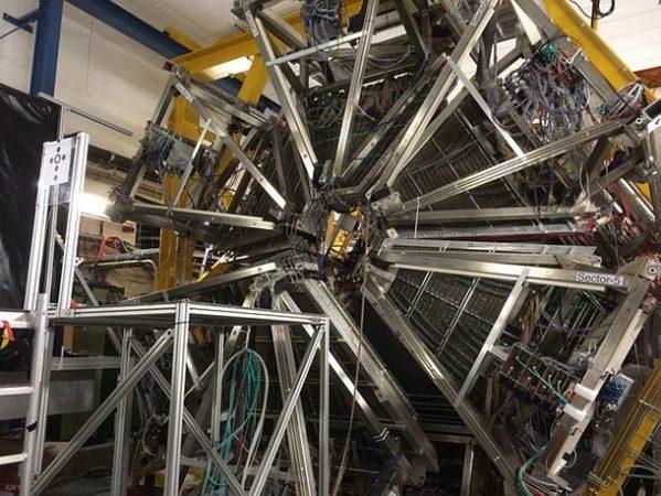 Авария на ускорителе частиц