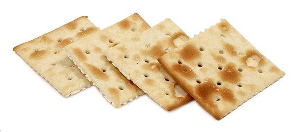 Челлендж 6 солёных крекеров