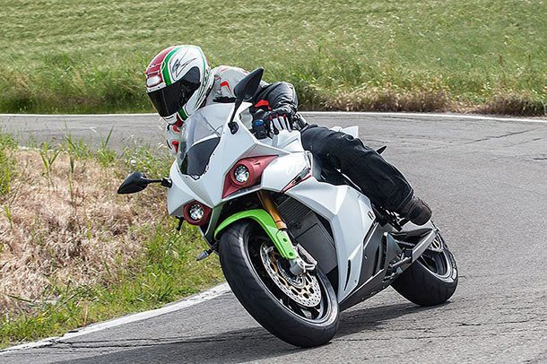 Energica Ego45 Limited Edition