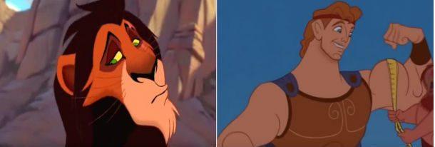 «Король Лев» и «Геркулес» происходят в одной вселенной