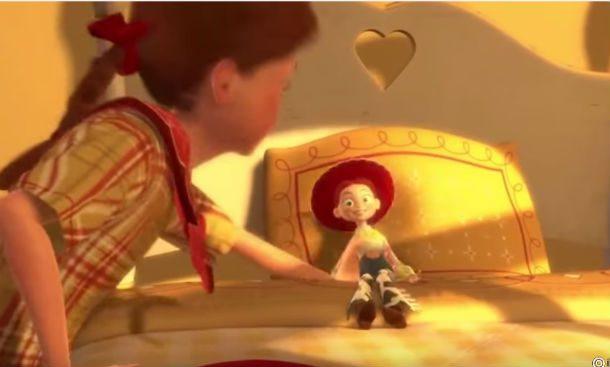 Мама Энди — Эмили из «Истории игрушек 2»