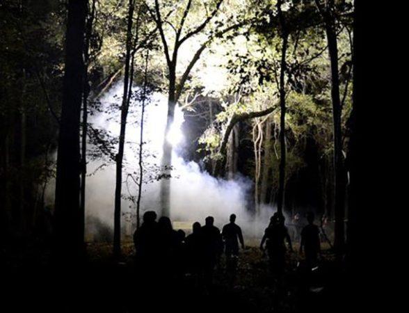 Нашествие зомби