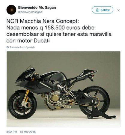 NCR Macchia Nera