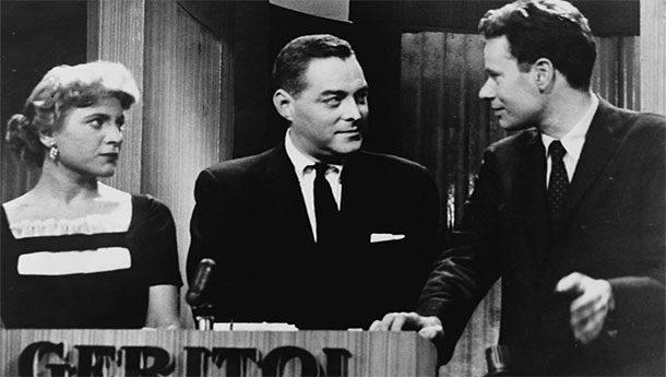 Скандал 1950 года