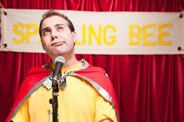 Spelling Bee (конкурс орфографии)