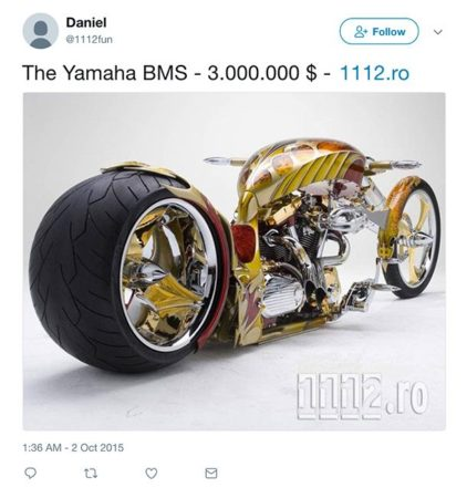 The Yamaha BMS