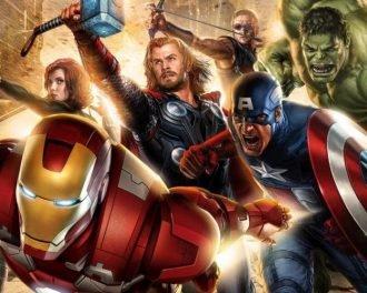 25 мощнейших видов оружия супергероев.