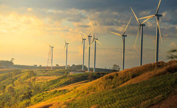 Ветрогенераторы Техаса
