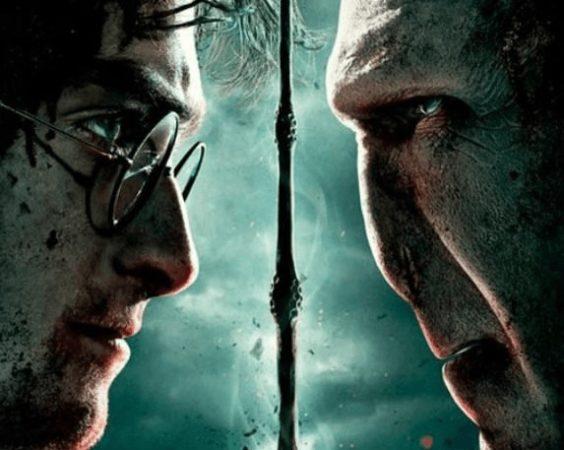 Гарри Поттер против Волана-де-Морта