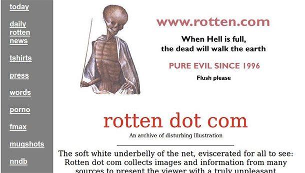 Гниль (Rotten)