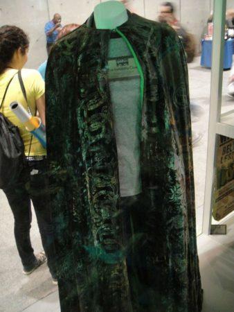 Мантия-Невидимка из Гарри Поттера
