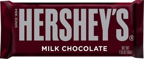 Шоколад от Hershey's