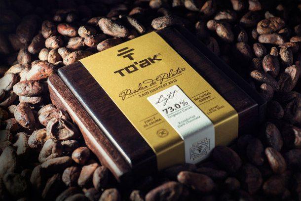 Шоколад To'ak