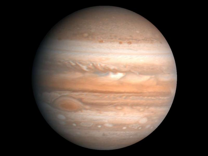 25 удивительных фактов о Юпитере.
