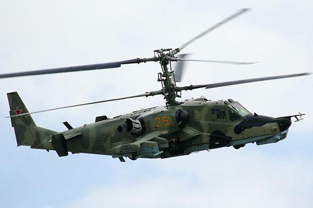Катапульта в вертолёте