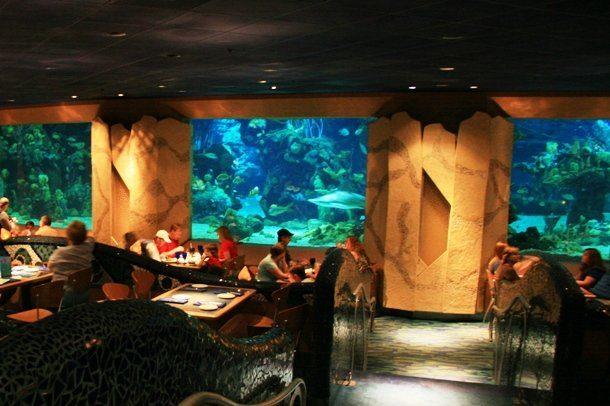 «Моря вместе с Немо и его друзьями», Бэй Лэйк, штат Флорида, США