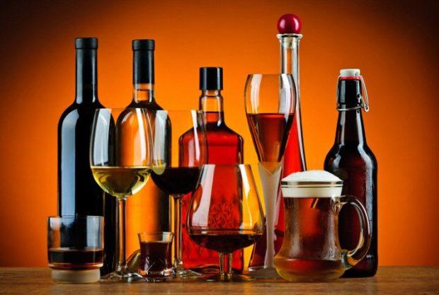 Многообразие алкоголя