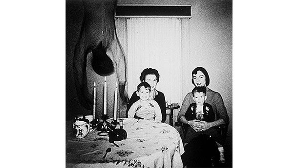 Призрак семьи Куперов