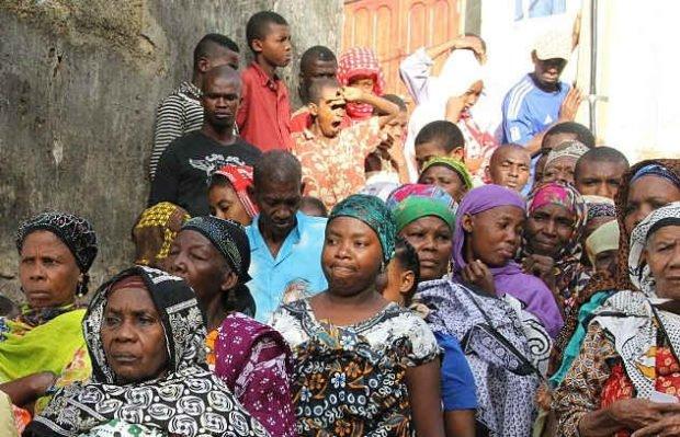 Жители Коморских островов