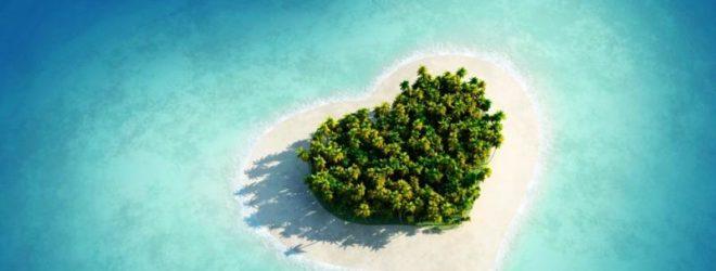 Остров в форме сердца