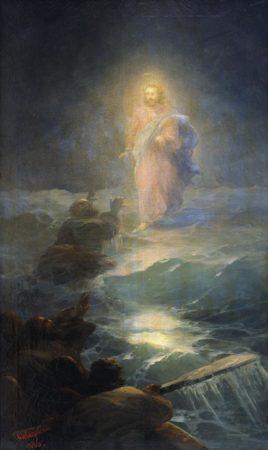 Хождение Иисуса по водам