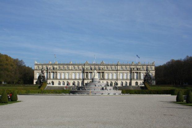 Дворец Герренемзее, Германия