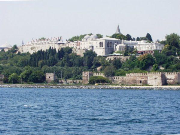Дворец Топкапы, Турция