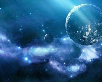Космические просторы