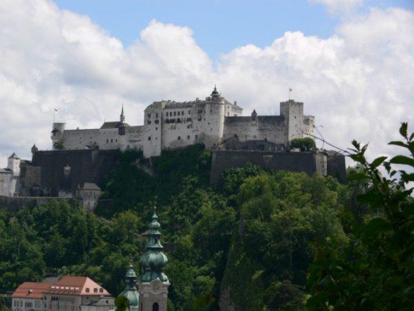 Крепость Хоэнзальцбург, Германия