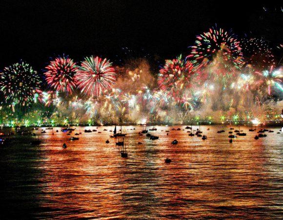 Рио-де-Жанейро на Новый год