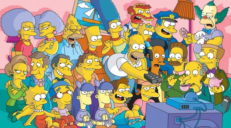 Симпсоны - пророки нашего времени.