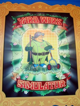 Симулятор Yard Work