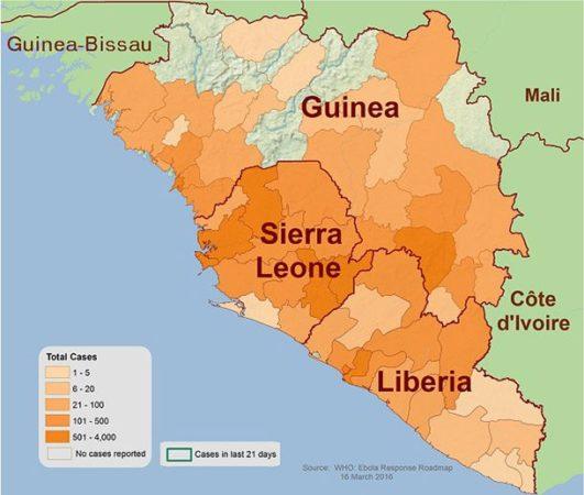 Вспышка вируса Эбола